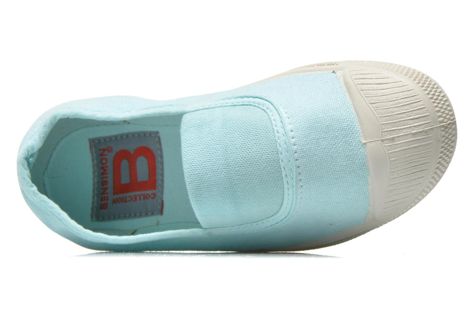 Ballerinas Bensimon Tennis Elastique E blau ansicht von links
