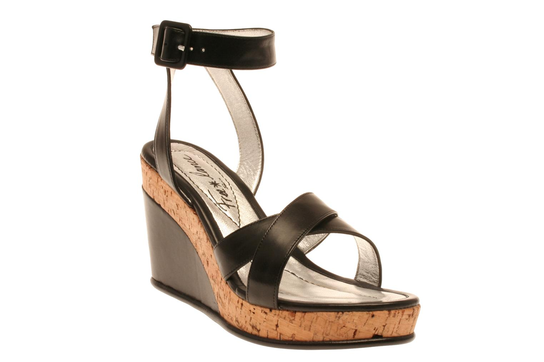 Sandalen Free Lance Lido 7 Ankle Zwart detail