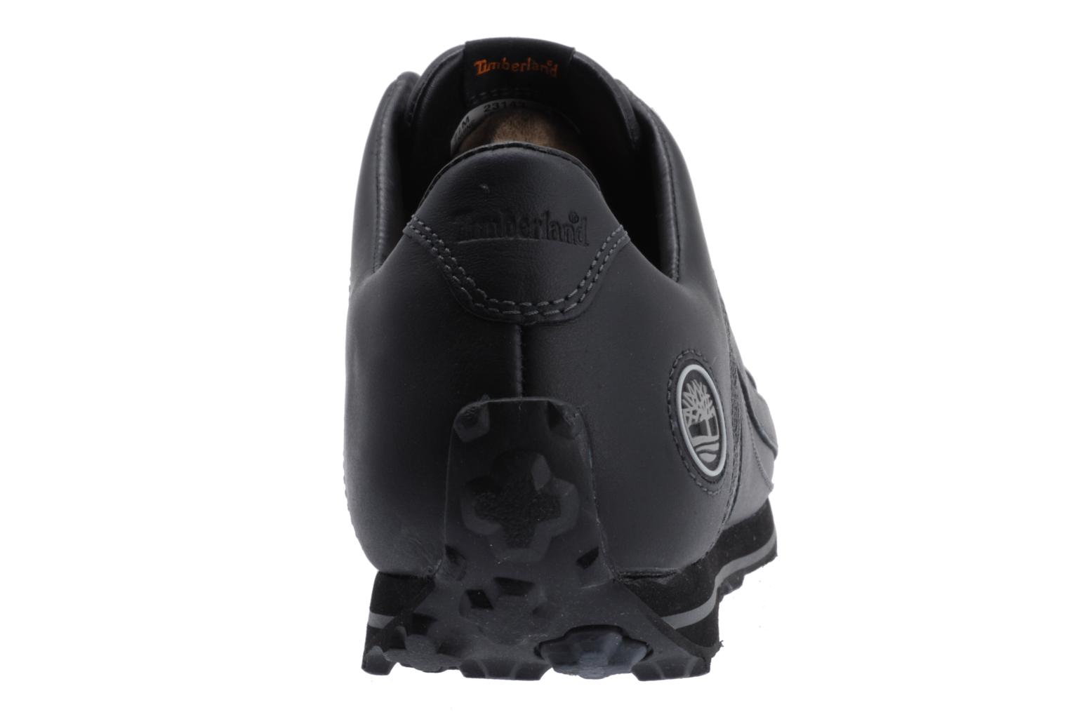 Trainers Timberland Fells Trainer Black view from the right