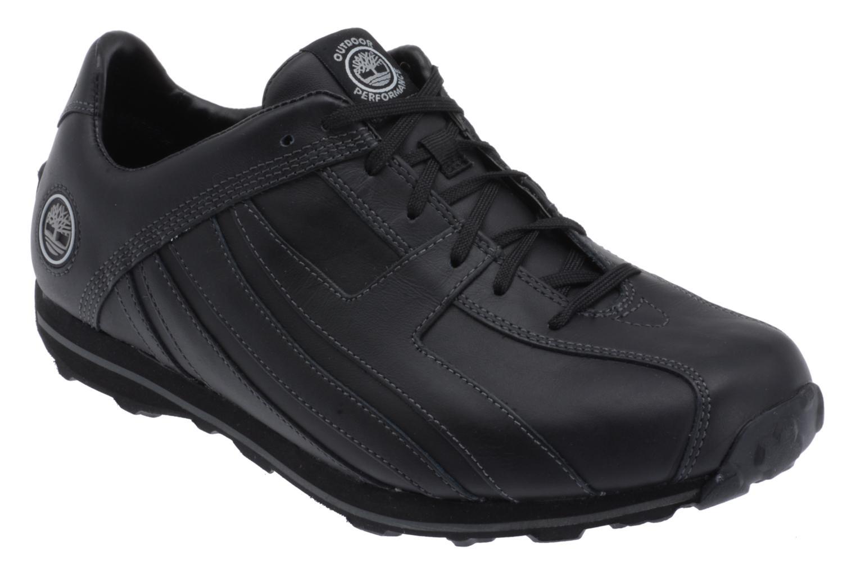 Sneaker Timberland Fells Trainer schwarz detaillierte ansicht/modell