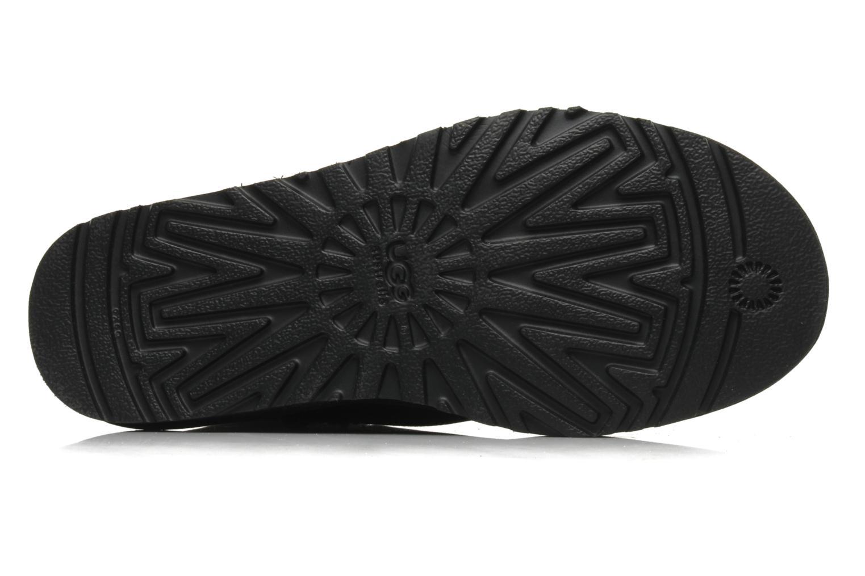 Bottines et boots UGG Classic Short Noir vue haut