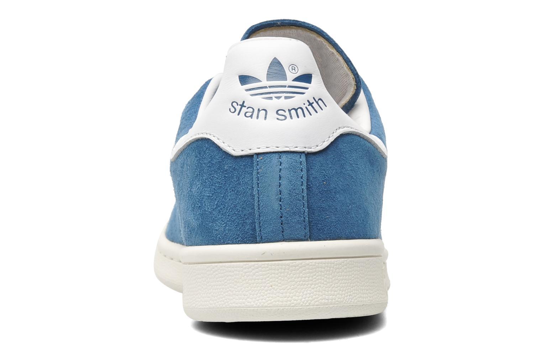 Sneakers Adidas Originals Stan Smith Blå Bild från höger sidan