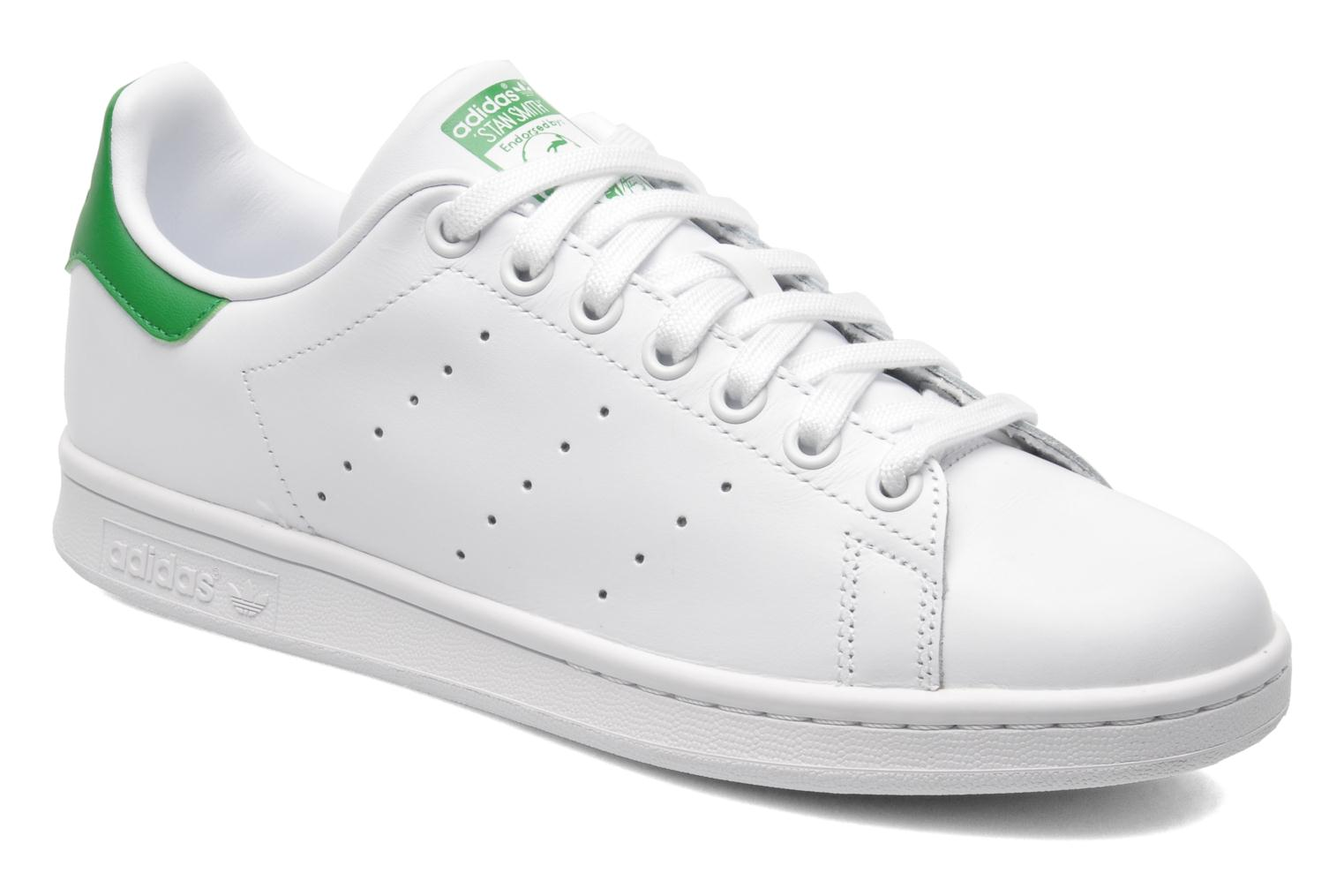 Stan Smith Grijs Wit