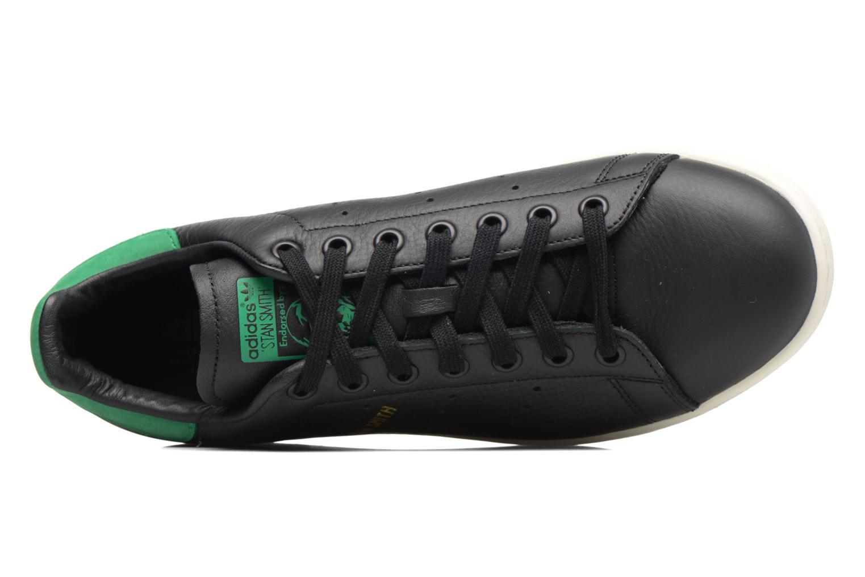 Baskets Adidas Originals Stan Smith Vert vue gauche