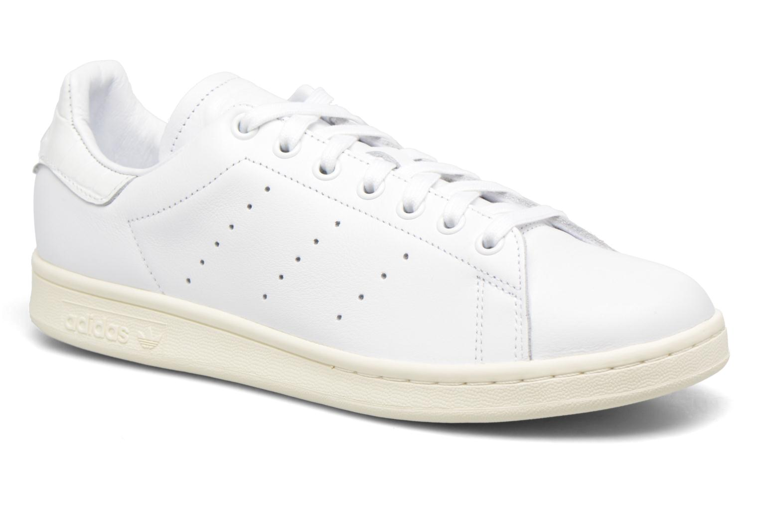 Baskets Adidas Originals Stan Smith Blanc vue détail/paire