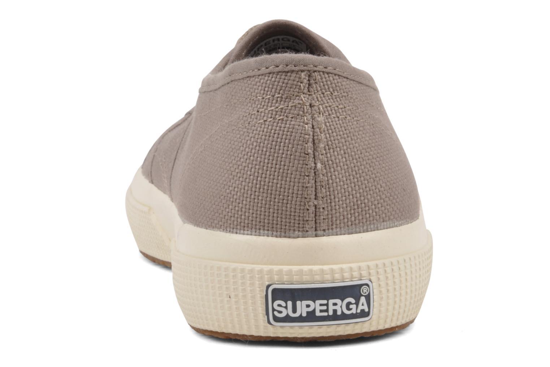 Sneakers Superga 2750 Cotu M Grigio immagine destra