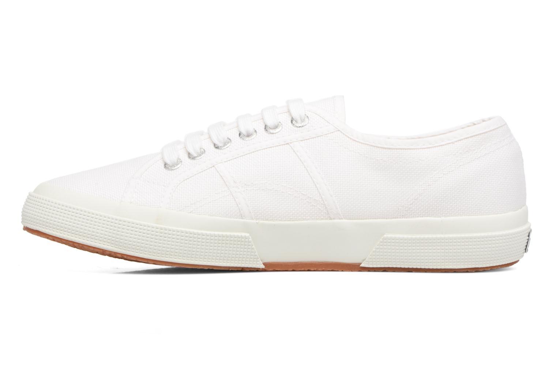 Sneaker Superga 2750 Cotu M weiß ansicht von vorne