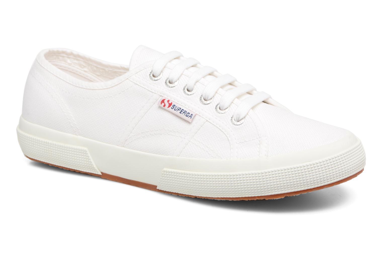 Sneaker Superga 2750 Cotu M weiß detaillierte ansicht/modell