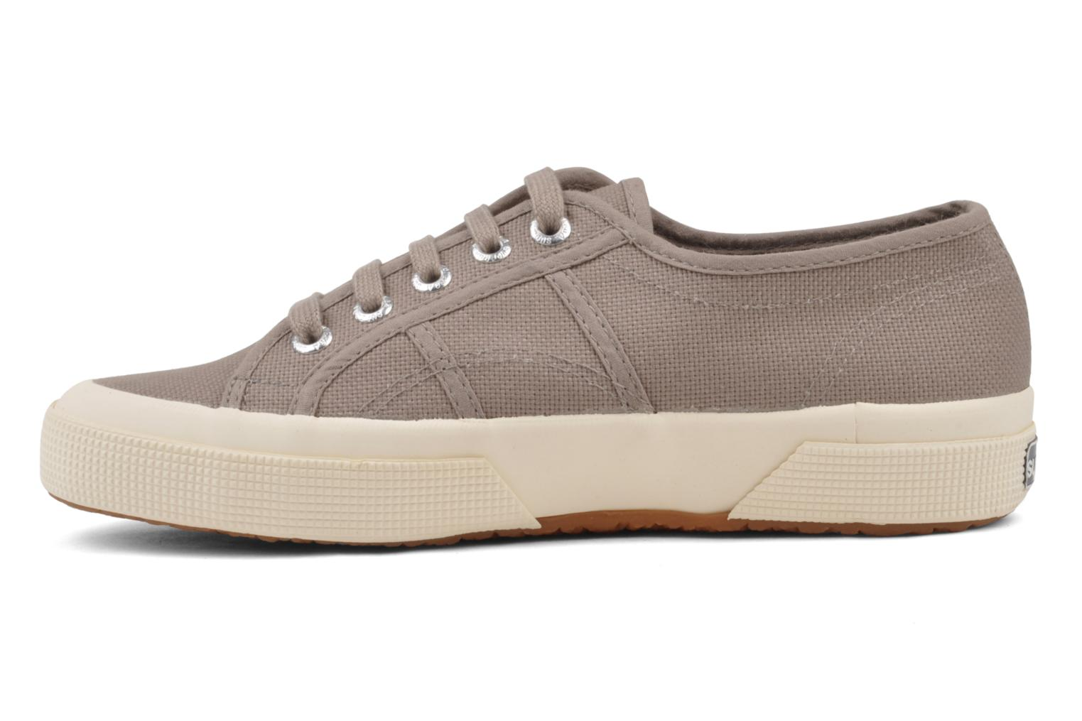 Trainers Superga 2750 Cotu W Brown front view