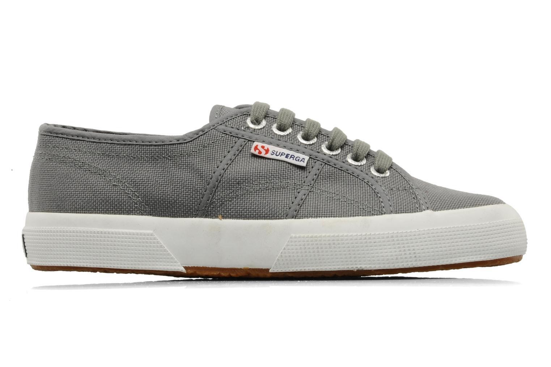 Sneaker Superga 2750 Cotu W grau ansicht von hinten