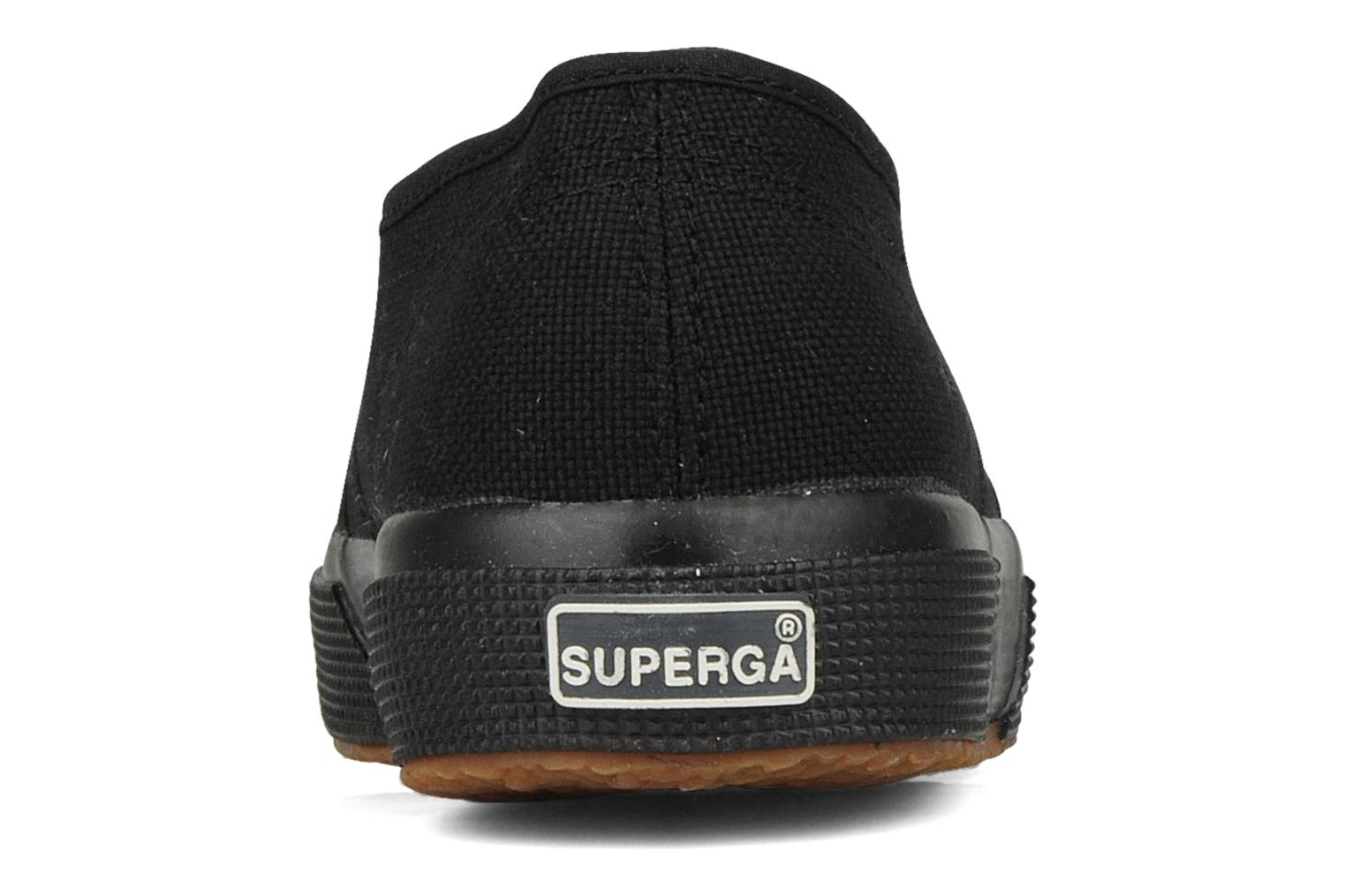Trainers Superga 2750 Cotu W Black view from the right