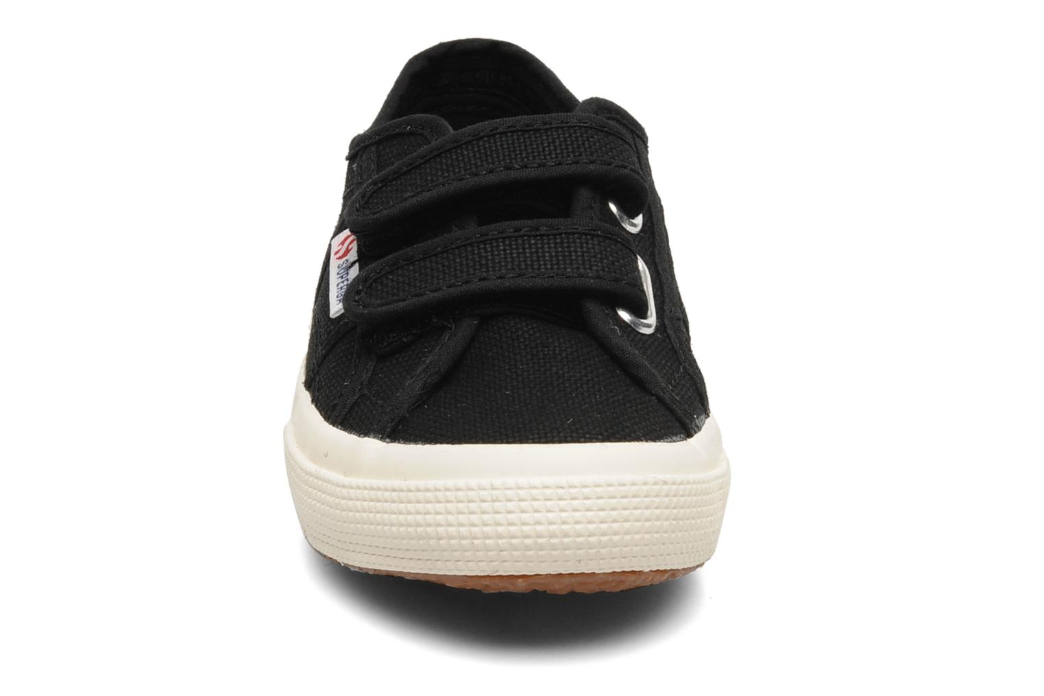 Sneakers Superga 2750 J Velcro E Zwart model