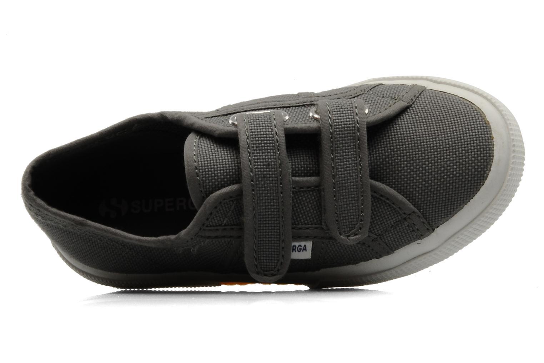 Sneakers Superga 2750 J Velcro E Grijs links