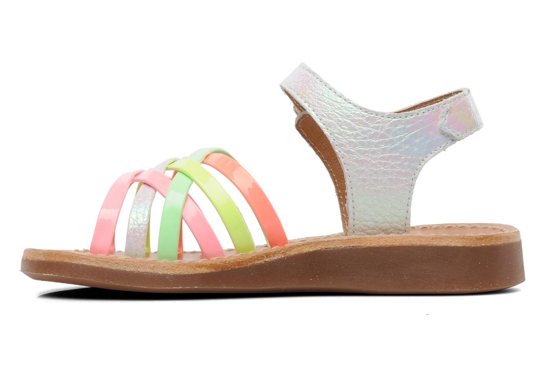 Sandalen Pom d Api Yapo Lux Multicolor voorkant