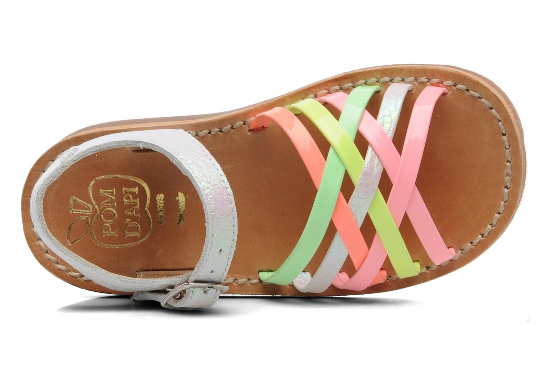 Sandalen Pom d Api Yapo Lux Multicolor links