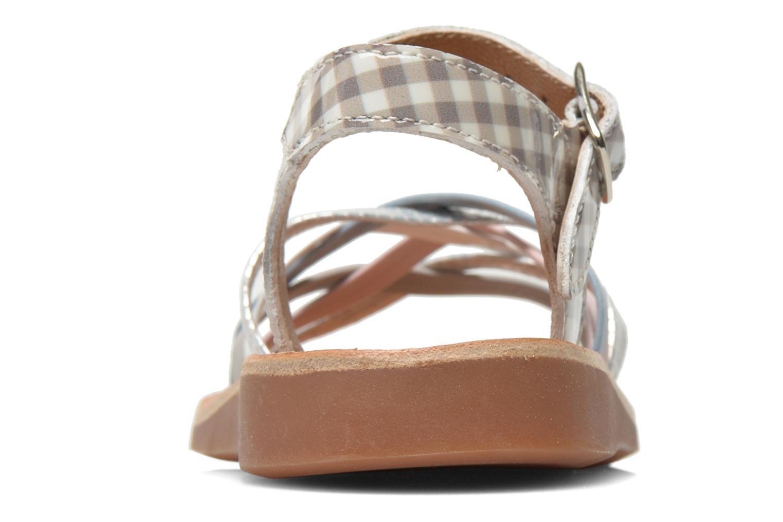 Sandaler Pom d Api Yapo Lux Multi Se fra højre