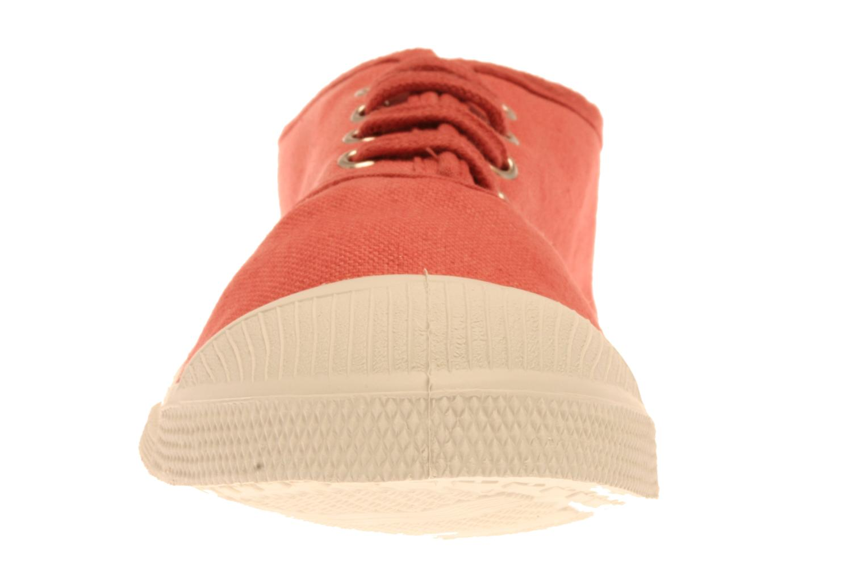 Sneakers Bensimon Tennis Lacets Rosa modello indossato