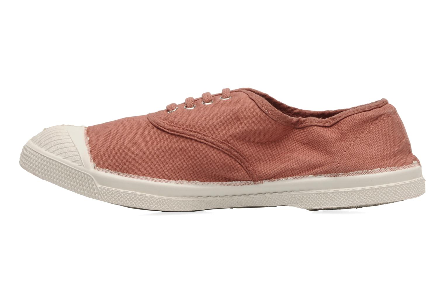 Sneakers Bensimon Tennis Lacets Pink se forfra