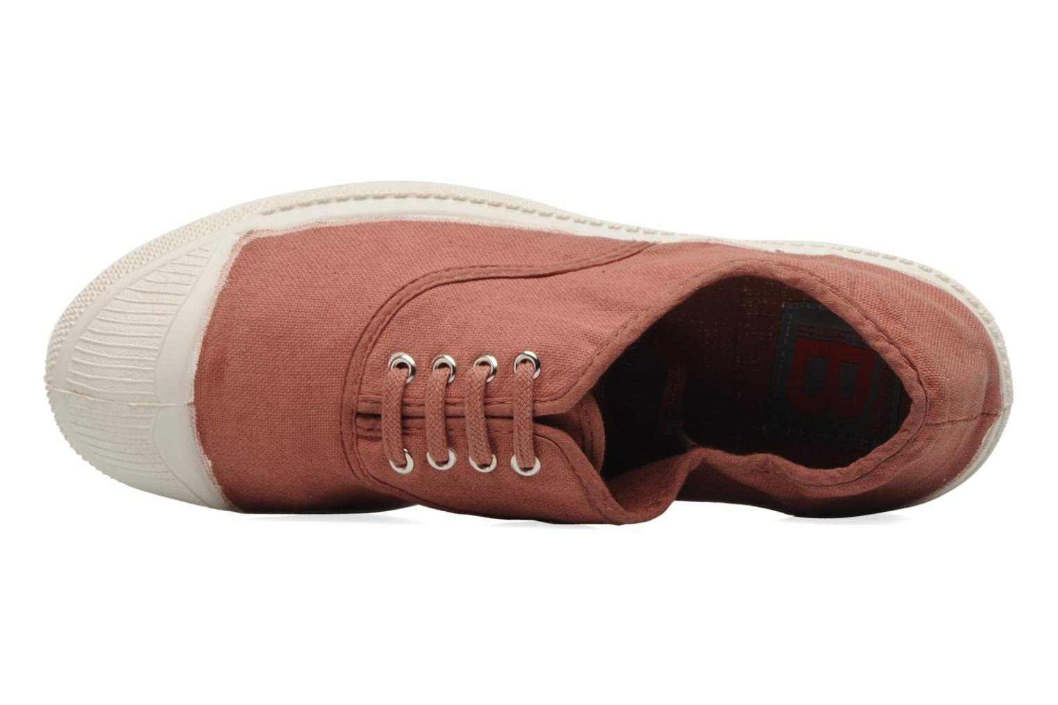 Sneakers Bensimon Tennis Lacets Pink se fra venstre