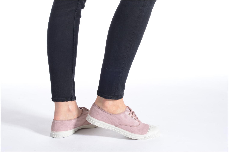 Sneakers Bensimon Tennis Lacets Grijs onder