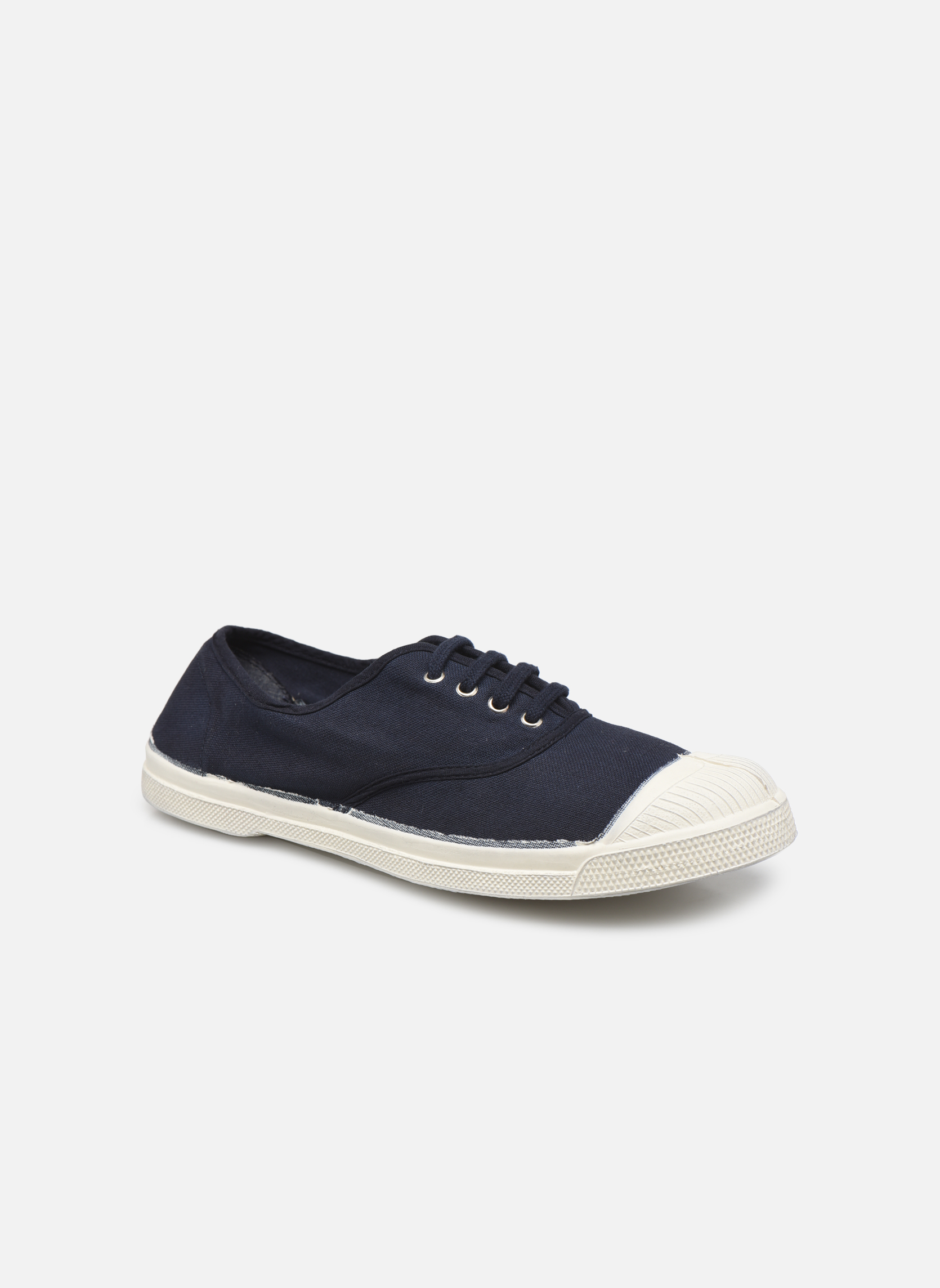 Tennis Lacets Marine