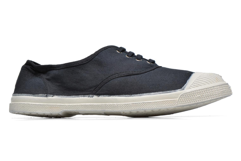 Sneakers Bensimon Tennis Lacets Nero immagine posteriore