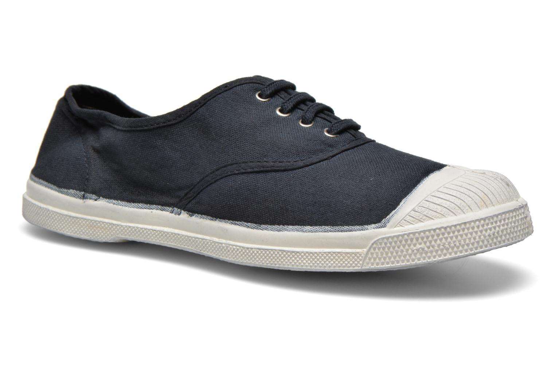 Sneakers Bensimon Tennis Lacets Sort detaljeret billede af skoene