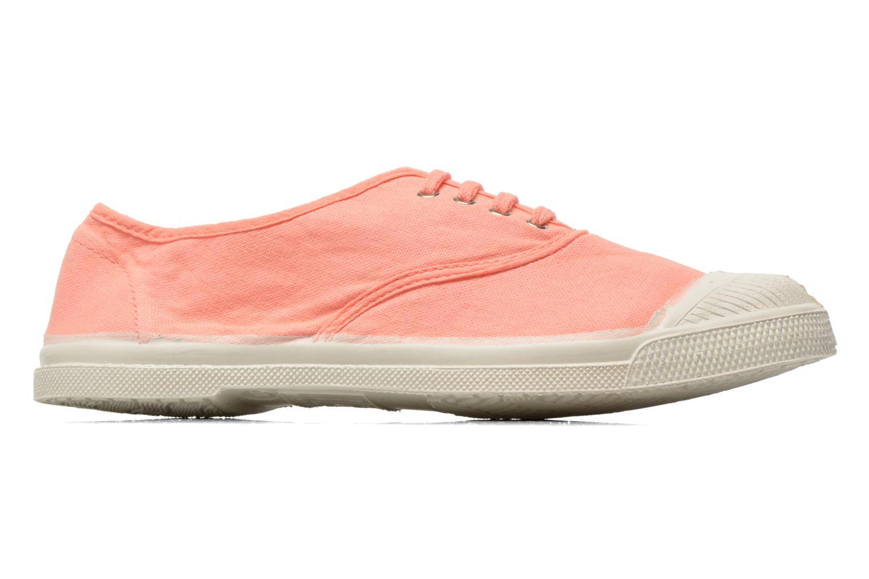Sneakers Bensimon Tennis Lacets Oranje achterkant
