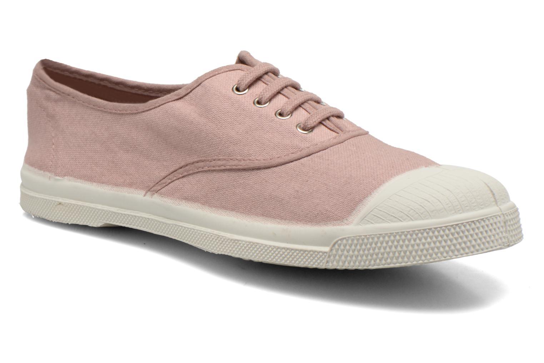 Tennis Lacets W Rose grisé