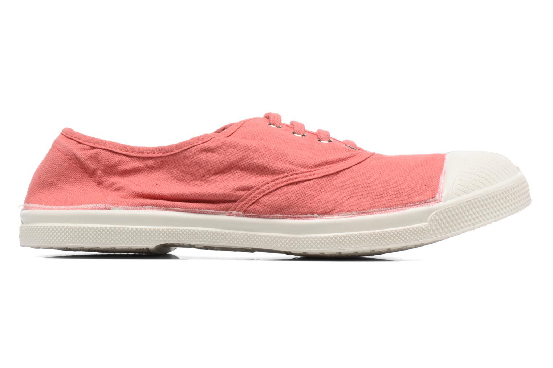Sneakers Bensimon Tennis Lacets Rosa immagine posteriore
