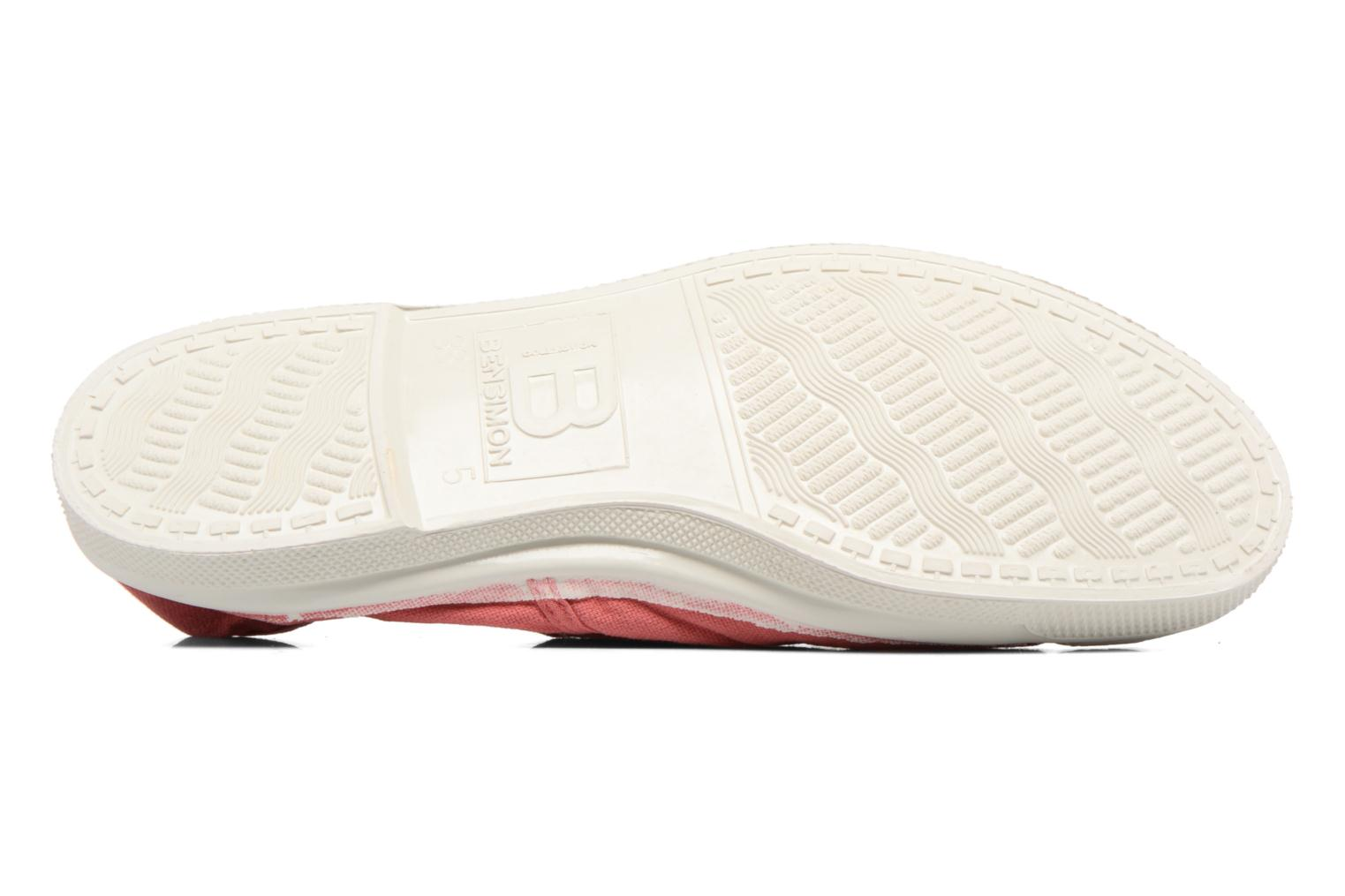 Sneakers Bensimon Tennis Lacets Pink se foroven