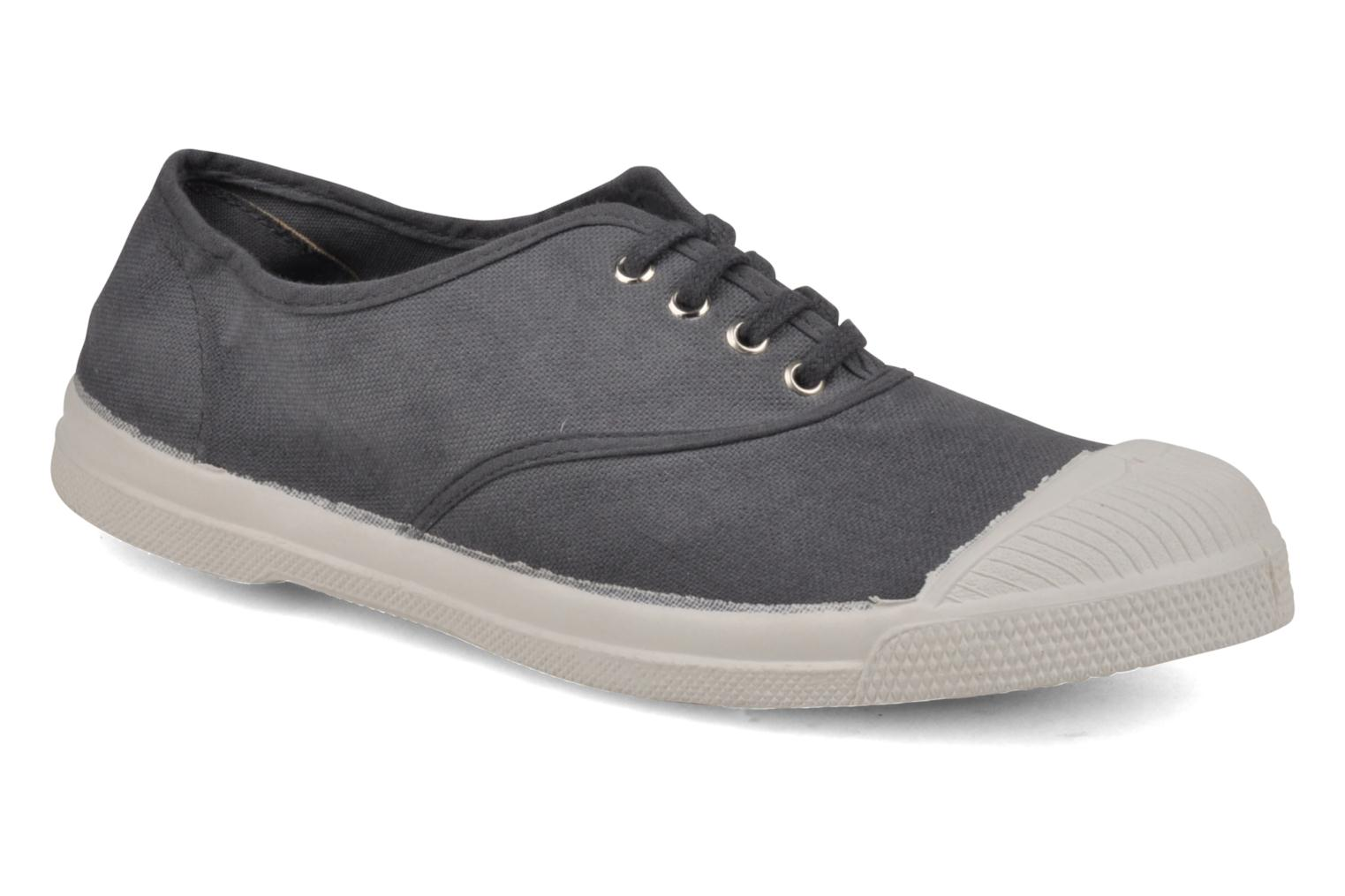 Trainers Bensimon Tennis Lacets Grey detailed view/ Pair view