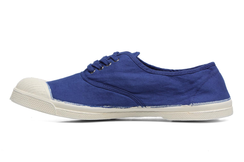 Sneakers Bensimon Tennis Lacets Blauw voorkant