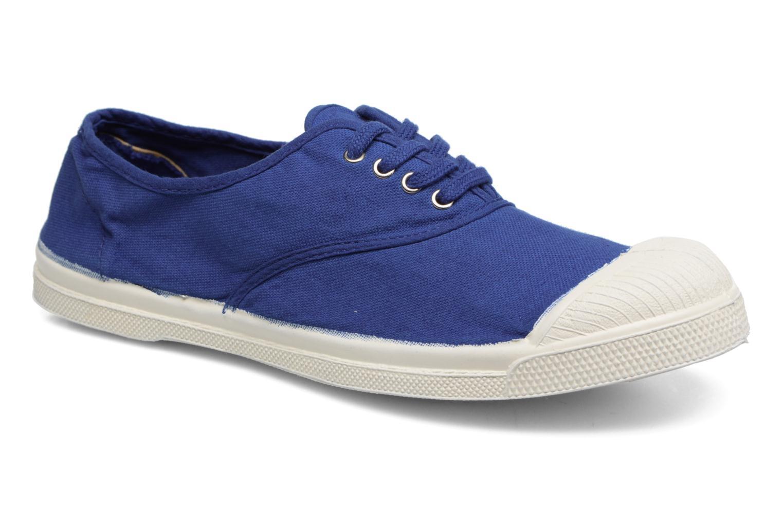 Tennis Lacets W bleu 2