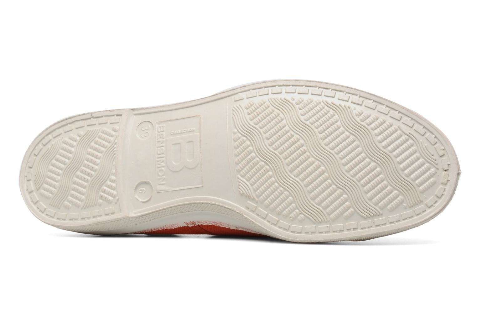 Coquille Bensimon Tennis Lacets W (Beige)