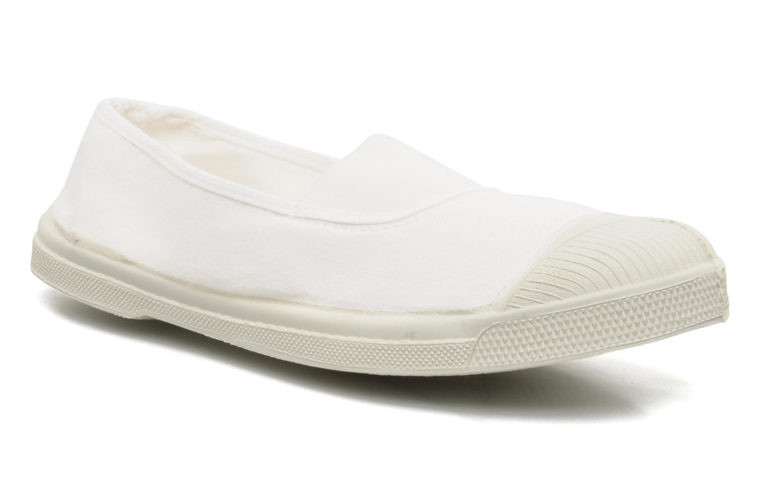 Ballerina's Bensimon Tennis Elastique Wit detail