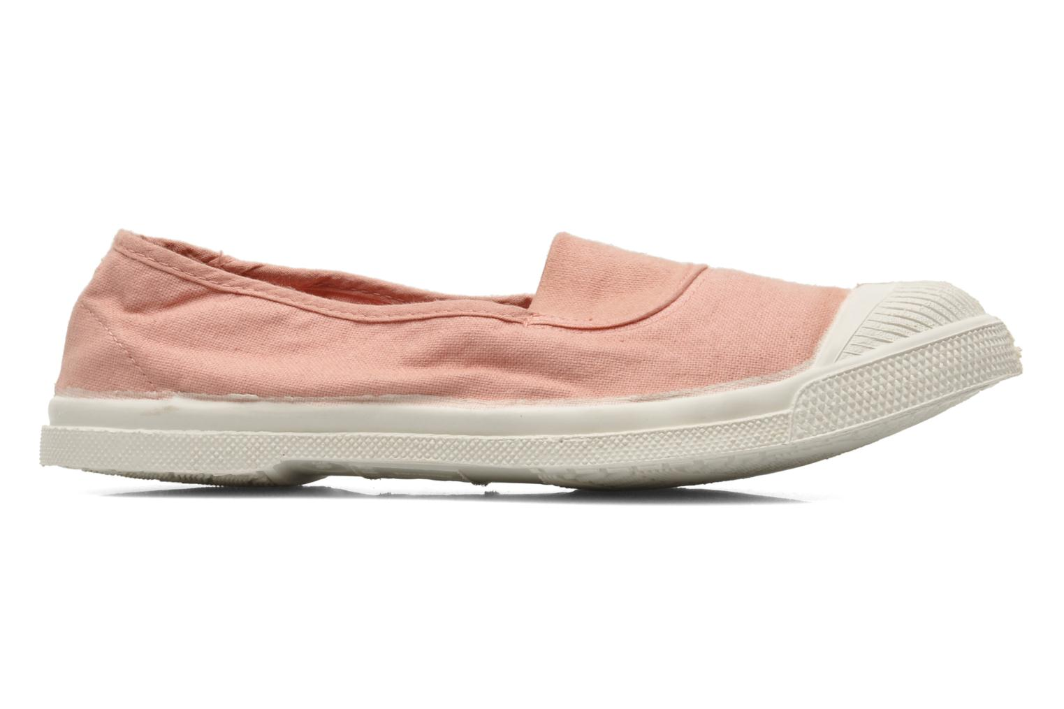 Tennis Elastique Rose Ballerine