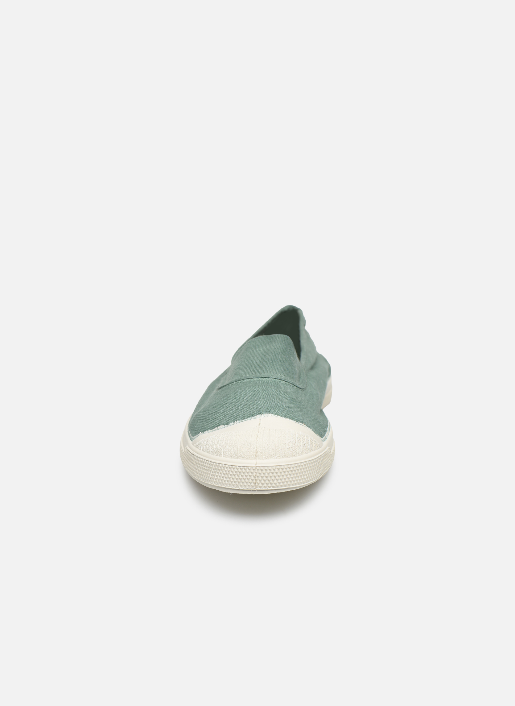 Ballerina's Bensimon Tennis Elastique Groen model