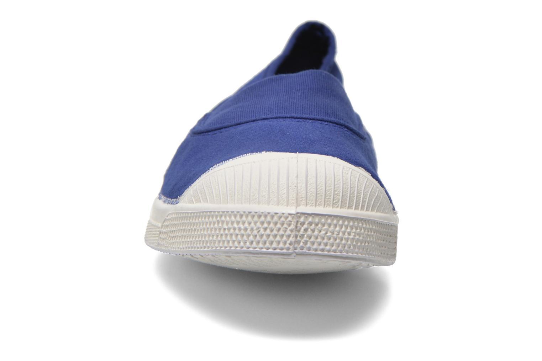Tennis Elastique Bleu Vif