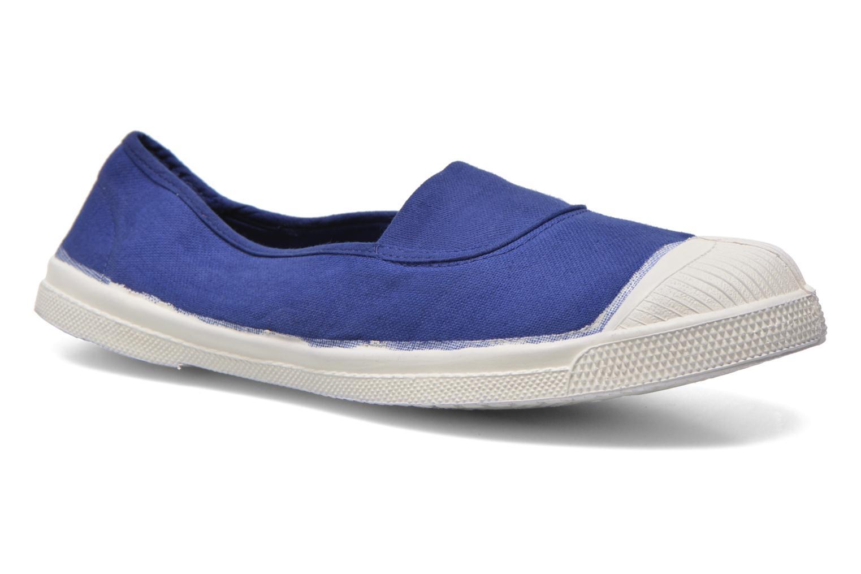Ballerinas Bensimon Tennis Elastique blau detaillierte ansicht/modell