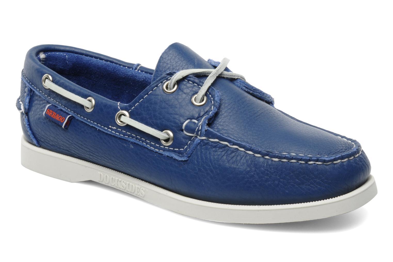 Docksides W Bijou Blue