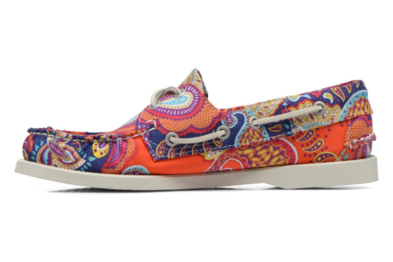 Chaussures à lacets Sebago Docksides W Multicolore vue face