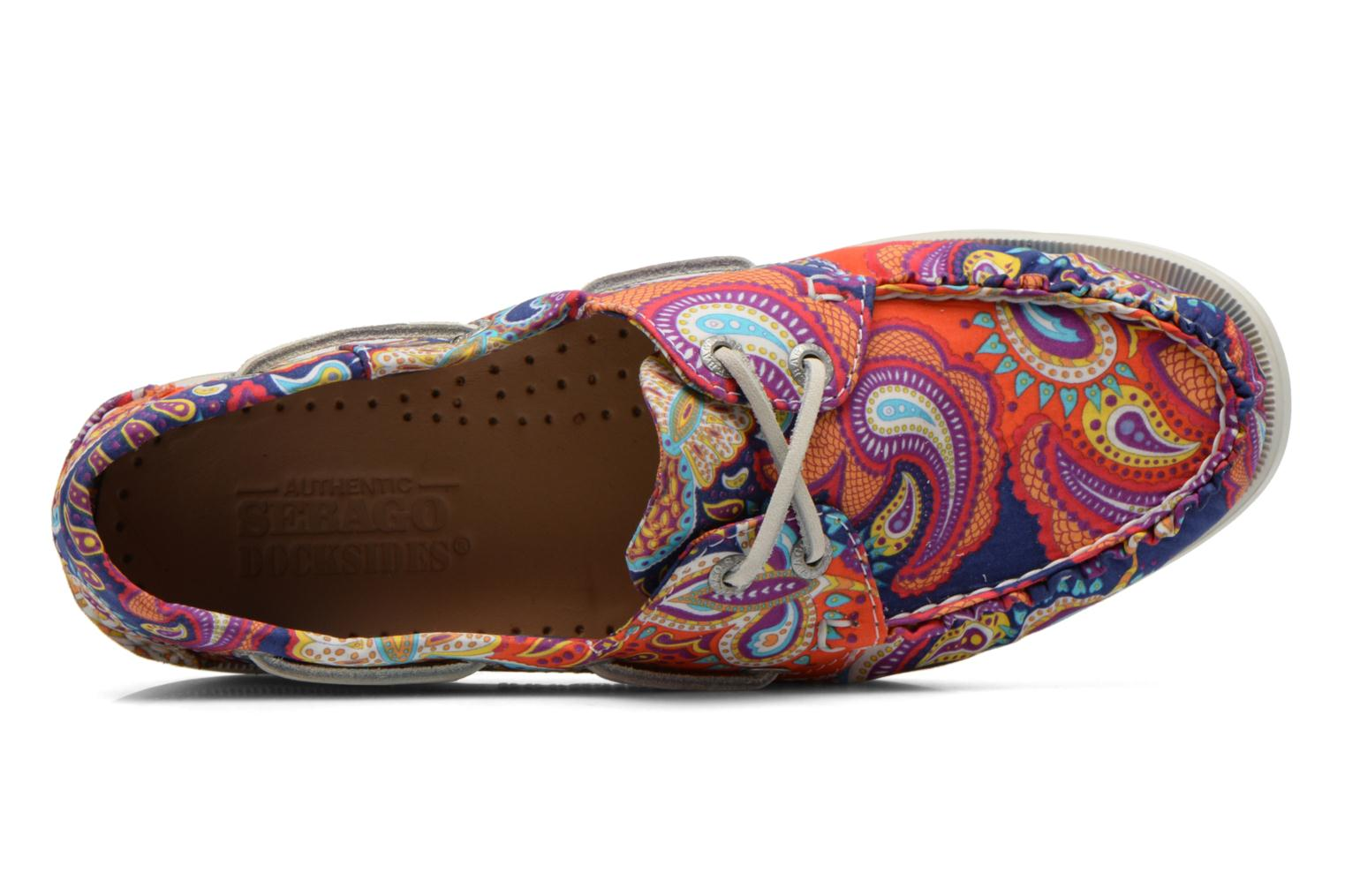 Veterschoenen Sebago Docksides W Multicolor links