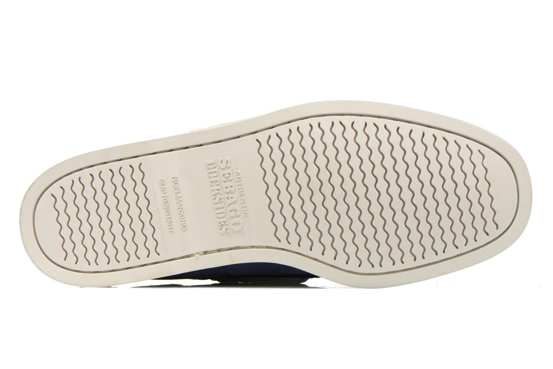 Snörade skor Sebago Docksides M Blå bild från ovan