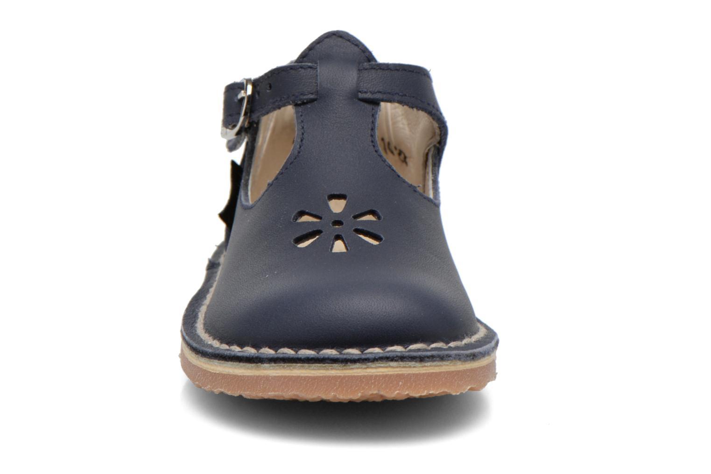 Bottines d'été Aster Bimbo Bleu vue portées chaussures