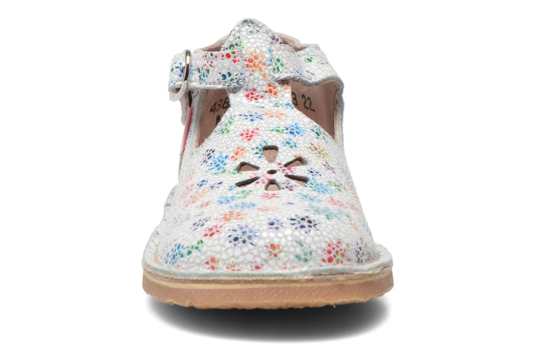 Bottines d'été Aster Bimbo Blanc vue portées chaussures