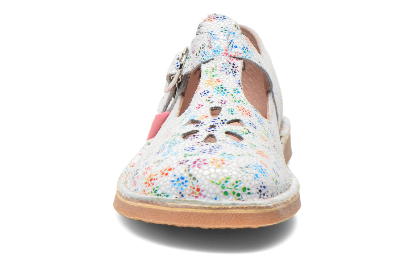 Ballerines Aster Dingo Multicolore vue portées chaussures