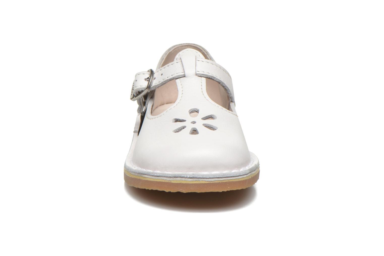Ballerinas Aster Dingo weiß schuhe getragen