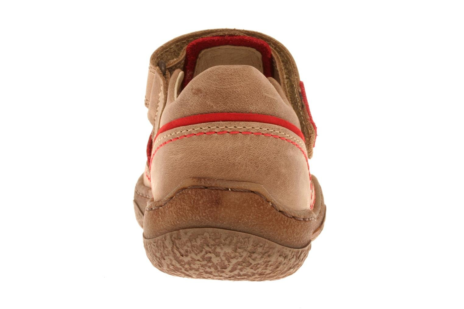 Xeru Trappeur Taupe buck Rouge