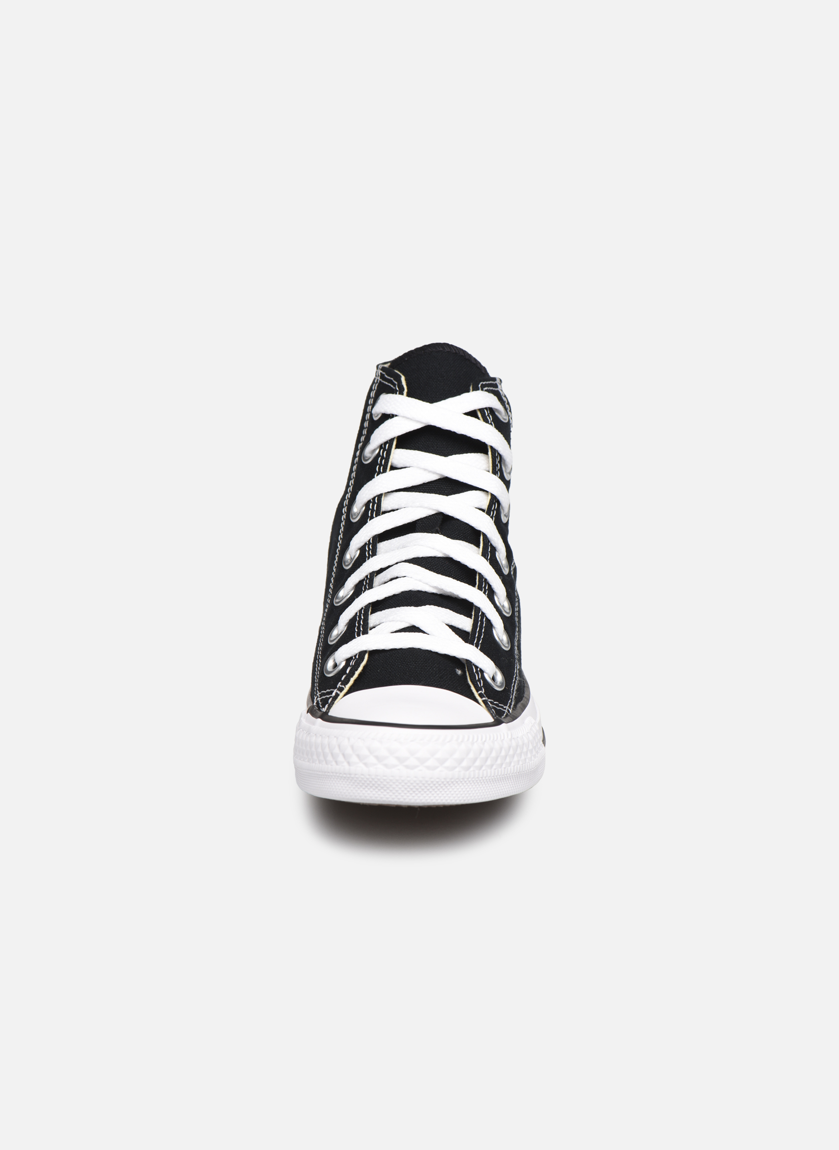 Sneakers Converse Chuck Taylor All Star Hi W Svart bild av skorna på